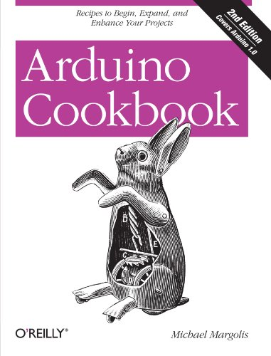Cover: Arduino Cookbook