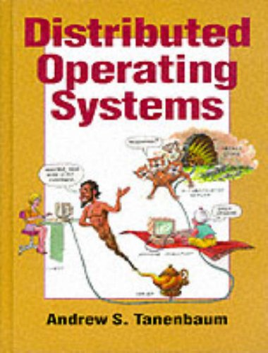 Cover: Distributed Operating Systems