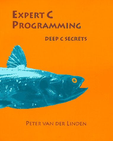 Cover: Expert C Programming: Deep C Secrets