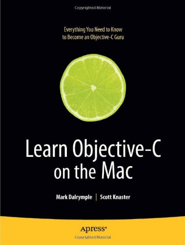 Cover: Learn Objective-C on the Mac (Learn Series)