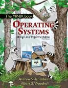 Cover: Operating Systems Design and Implementation (3rd Edition)