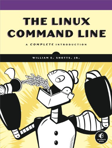 Cover: The Linux Command Line: A Complete Introduction