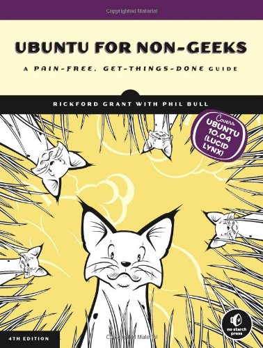 Cover: Ubuntu for Non-Geeks: A Pain-Free, Get-Things-Done Guide