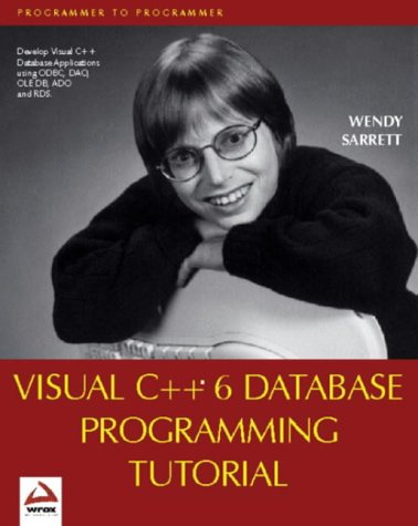 Cover: Visual C++ 6 Database Programming Tutorial