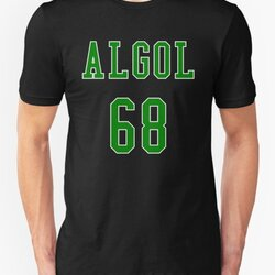 ALGOL 68 Programming Language - Veteran Programmer Design