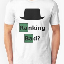 Ranking Bad? Black Hat SEO - Parody Design for Online Marketers