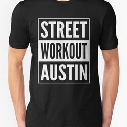 Street Workout Austin Urban Fitness/Strength Training Design
