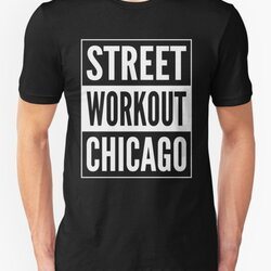 Street Workout Chicago Urban Fitness Training Design