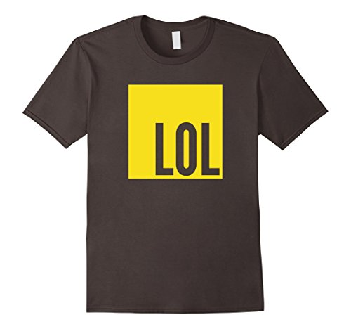 LOL T-Shirt for Programmers Who like to Ridicule JavaScript